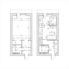 Студия-перепланировка - Leytan Design