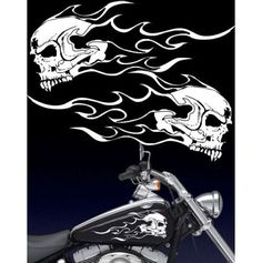 SHELL Skull 95mm decal Sticker Badge tank Fairing garage classic car