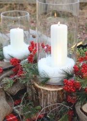 wedding candle centerpieces