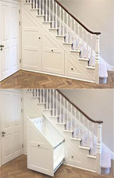 Under the stairs bedroom cupboards 17 Ideas Understairs Storage bedroom Cupboard Understairs Storage bedroom cupboard Cupboards Ideas stairs storage Understairs Staircase Storage, Staircase Design, Basement Stairs, House Stairs, Basement Ideas, Living Room Stairs, Basement Ceilings, House Floor, Space Under Stairs