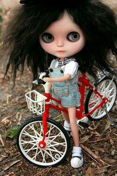 Blythe -Bici