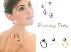Precious Pearls http://arsmykkedesign.dk/kollektioner/precious-pearls/