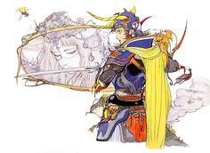FF1 王女と光の戦士