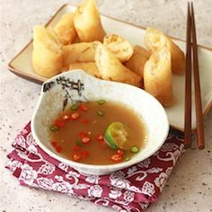 SOUTHEAST ASIAN TAMARIND DIPPING SAUCE - PERFECT WITH CRISPY SPRING ROLLS OR GRILLED SEAFOOD