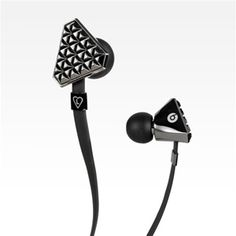 Beats by Dr. Dre by Monster - Heartbeats by Lady Gaga High Performance In-Ear Headphones in Black Chrome - a definite 'must-have'.
