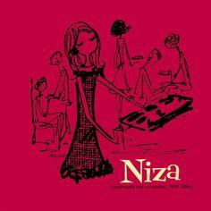 """""""El Muchacho De Los Ojos Tristes"""" by Niza was added to my Descubrimiento semanal playlist on Spotify"""