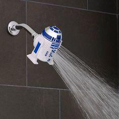 Oxygenics® Star Wars™ R2-D2 3-Spray Showerhead
