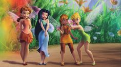 DeviantArt is the world's largest online social community for artists and art enthusiasts, allowing people to connect through the creation and sharing of art. Tinkerbell Party Theme, Tinkerbell And Friends, Tinkerbell Disney, Fantasia Disney, Disney Fairies, Disney Fun, Hades Disney, Fairy Paintings, Pixie Hollow