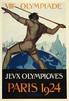 May 4, 1924--The Summer Olympics opened in Paris, France.