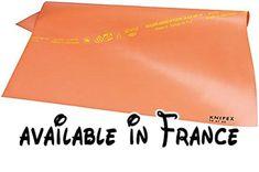 B00NI9IKJI : Knipex 98 67 15 Nappe Isolante Caoutchouc 10000 x 1000 x 1 mm Orange. Pour la protection de la main sur des pièces sous tension. Dimensions : 10 M x 1000 mm. Épaisseur : 10 mm