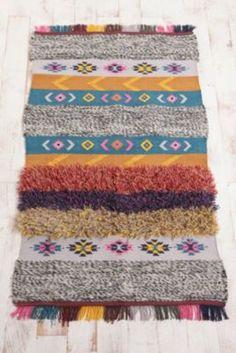 hippie shag rug