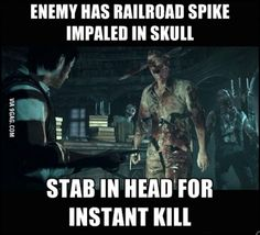 The Evil Within Logic