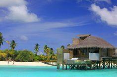 Luxury Water Villas at the Six Senses Laamu 1