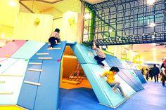 playground - 굽이굽이 마운틴