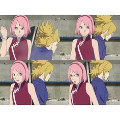 Sakura and Temari from Boruto: Naruto the Movie