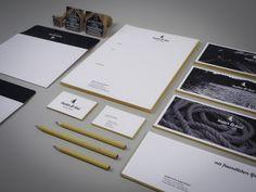 Branding / Corporate Design Sailing School on Branding Served