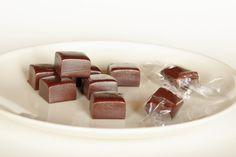 Čokoládové karamely