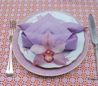 Le Chic Napkin Folds Design