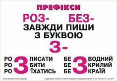 Ukrainian Language, Kids And Parenting, Education, Culture, Teaching, Training, Educational Illustrations, Learning, Studying