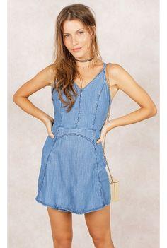 Macaquinho All Jeans Alcinha Fashion Closet - fashioncloset