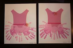 Angelina Ballerina party - awesome pink bday cake, ballerina craft  more!