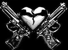 Gangster Girls with Guns | gangsta guns