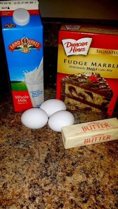 Turn Your Boxed Cake Mix Into Bakery Style Perfection! | The Busi B