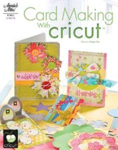 Card Making with Cricut book #review