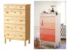 So, they are called Ikea Hacks. When a talented individual sees potential with a low-priced item from Ikea, they purchase, customize with a fabulous embellishment or full transformation with their ...