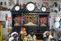 Wurlitzer Military Band Organ at the American Treasure Tour.