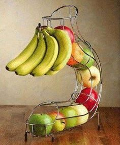 perfect-no more wondering what fruit is at the bottom of the bowl