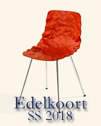 edelkoort trends zomer 2018 Bench Stool, Sofa Chair, Chair Design, Furniture, Home Decor, Tables, Chairs, Restaurant, Red