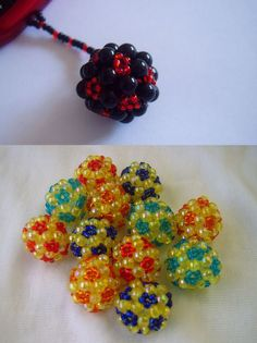Promised balls | biser.info - all about beads and bead work