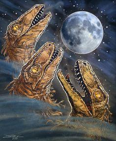 Raptor Moon | Flickr - Photo Sharing!