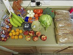 Plan a Weight Gain Diet on a Student Budget  http://www.davedraper.com/pmwiki/pmwiki.php?n=PmWiki.WeightGain