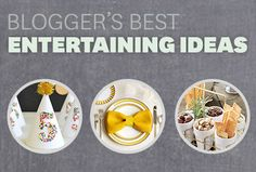 Follow our Best Entertaining Ideas board for inspiration our Pinning Pros love.