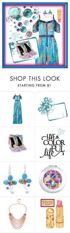 """Who Did That? 3-16-18"" by francheskadarling ❤ liked on Polyvore featuring Matthew Williamson, Irregular Choice, NOVICA and Betsey Johnson"