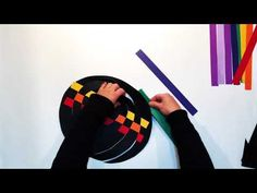 Are you looking for an unusual way to engage your students in the process of paper weaving? Well, welcome to my madness! Everything started with a simple paper