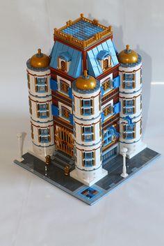 Lego MOC: Palace | Flickr - Photo Sharing!