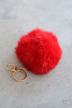 Love Keychain, Fur Keychain, Fluffy Phone Cases, Heart Keyring, Fluffy Bunny, Key Bag, Bag Tag, Art Party, Trendy Accessories