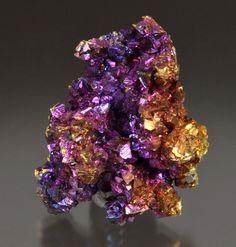 Chalcopyrite - Sweetwater Mine, Reynolds Co., Missouri