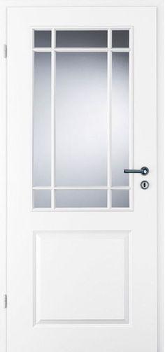 kuporta ZIMMERTÜR Weißlack F20 LA Innentür | Tür mit Zarge | VOLLSPANPLATTE in Heimwerker, Fenster, Türen & Treppen, Türen | eBay
