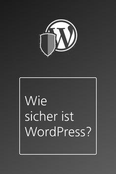 WordPress ist das mit großem Abstand am häufigsten genutzte Content Management System. Da liegt es auf der Hand, dass es für Hacker ganz besonders interessant ist. Deshalb stellt sich die Frage, ob WordPress sicher genug ist. Content Management System, Wordpress, Interesting Facts, Tips