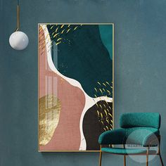 Abstract Art Paintings 456200637260569143 - Framed Wall Art Modern Abstract Ocean Gold Fish GelliPrint Painting Canvas Large Wall Art Pictures Painting Cuadros Abstractos Gold Art Source by emmytonnerre Large Wall Art, Framed Wall Art, Wall Art Prints, Painted Wall Art, Large Artwork, Art Moderne, Wall Art Pictures, Painting Pictures, Abstract Pictures