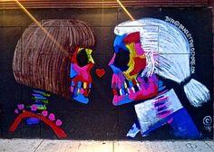 New York's Vibrant Street Art - Walks of New York New York's Vibrant Street Art New York Street Art, New York Art, Nyc Art, Art Walk, Public Art, Vibrant, Walks, Count, City