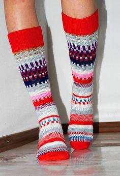 vikivik / Ponožky 6