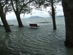ANGRY LAKE BALATON, HUNGARY Homeland, Budapest, Countryside, Sailing, Tourism, Around The Worlds, Journey, Places, Pictures