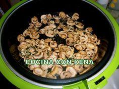 COCINA CON XENA: FREIDORA SIN ACEITE CECOFRY