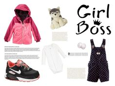 baby girl 2 by vianeyc on Polyvore featuring moda and NIKE