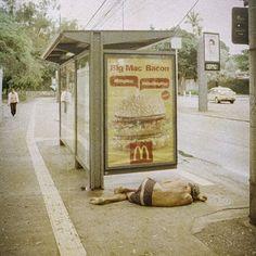Rio de Janeiro poverty and social inequality. ©Klara Vaculikova